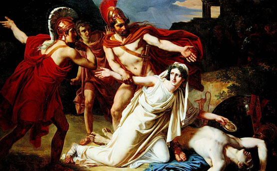 Antigone Theatre Et Peinture 1 Tours Et Culture