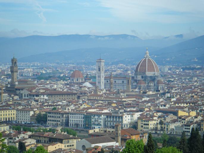 Visiter Florence et Pise, Fiesole, Sienne, San Gimignano Toscane