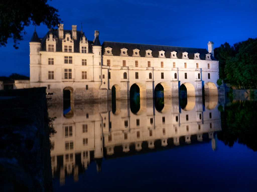 Visiter Chenonceau